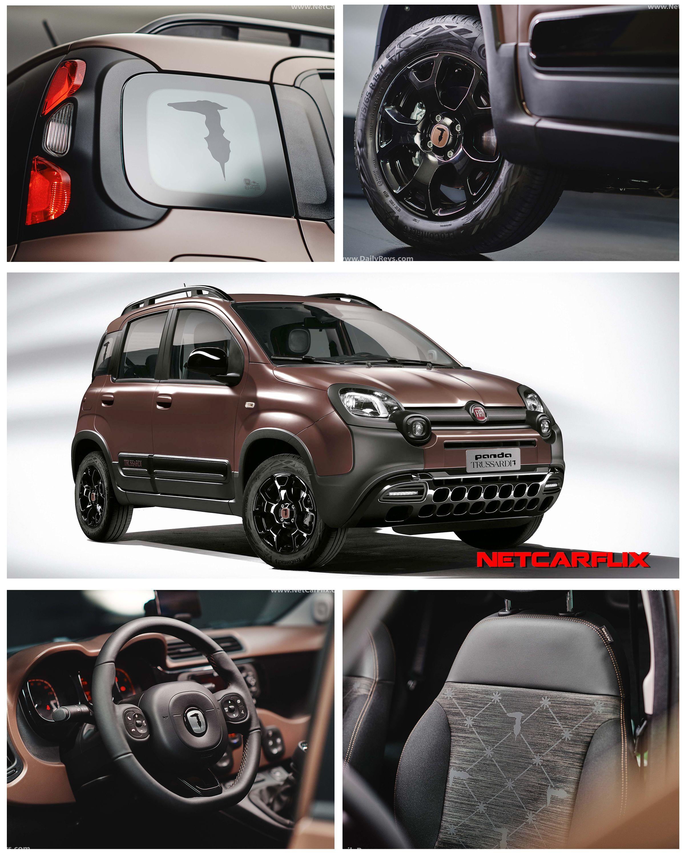 Fiatpandatrussardi Fiatpanda Trussardi 2020 Fiat Panda Trussardi