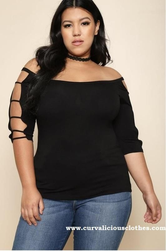 alexis top - black | curvy girls closet | pinterest | girl closet
