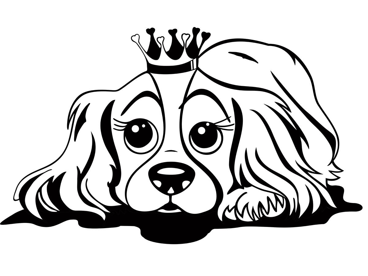 Malvorlage Hund Hund malen Malvorlagen tiere Malvorlagen