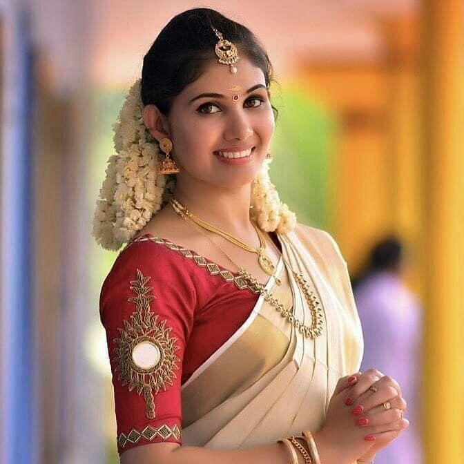 Kerala Wedding Bridal Images: Pin By Bharthi M On High Look Bridal Hair Look