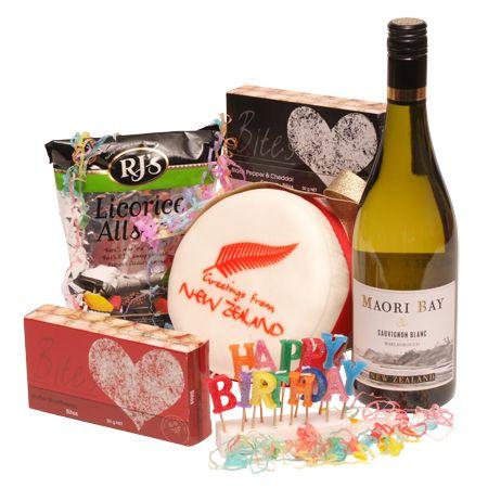 New Zealand Birthday Greetings NewZealand Birthdaygifts