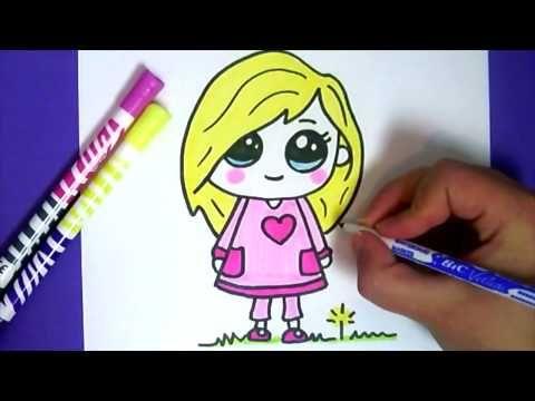 süße kawaii bilder zum nachmalen - diy - zeichnen - youtube   kawaii zeichnungen