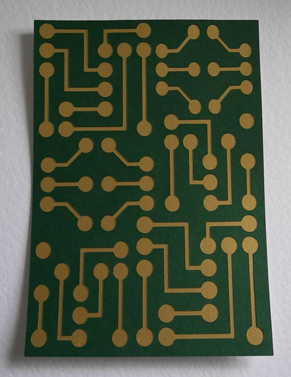Retro computer card handmade birthday cards pinterest handmade
