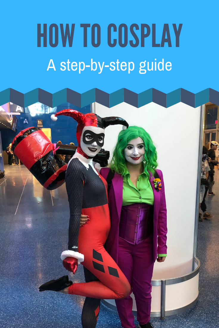 How To Cosplay (The Complete Guide | Cosplay, Sebastian ...