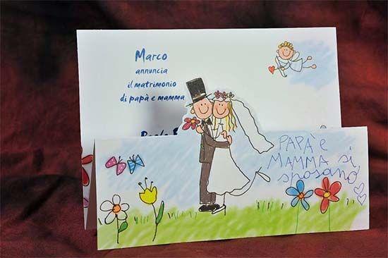 Partecipazioni Matrimonio Spiritose Ecco Le Piu Originali Matrimonio Partecipazioni Nozze Partecipazione