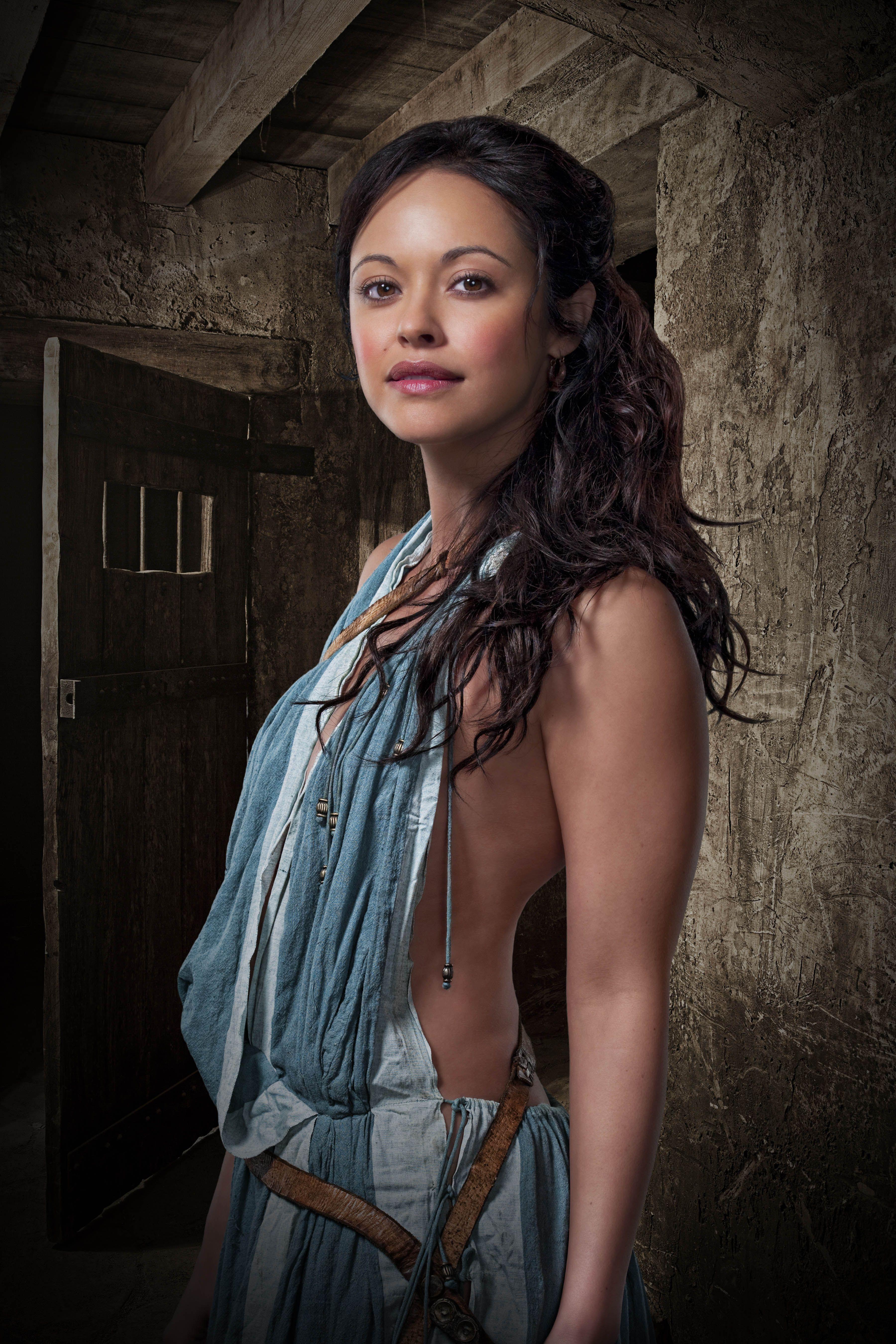 Spartacus - Melitta | Frau, Liam mcintyre, Schauspieler