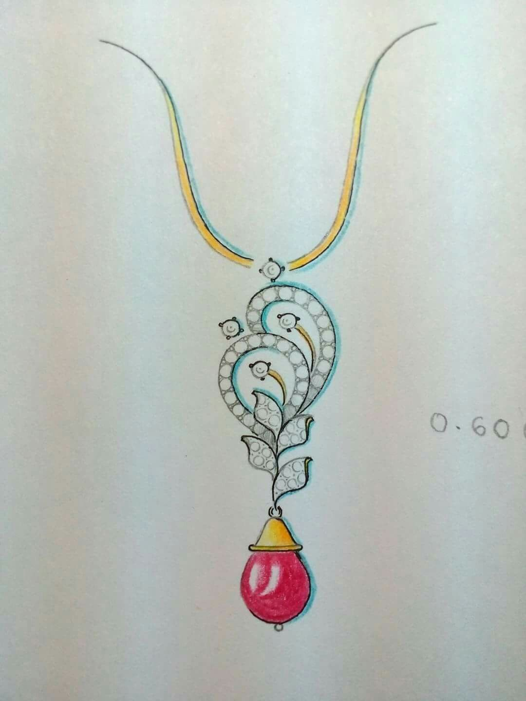 Pin By Karishma Nevatia On Jewelry Sketches Jewellery Sketches