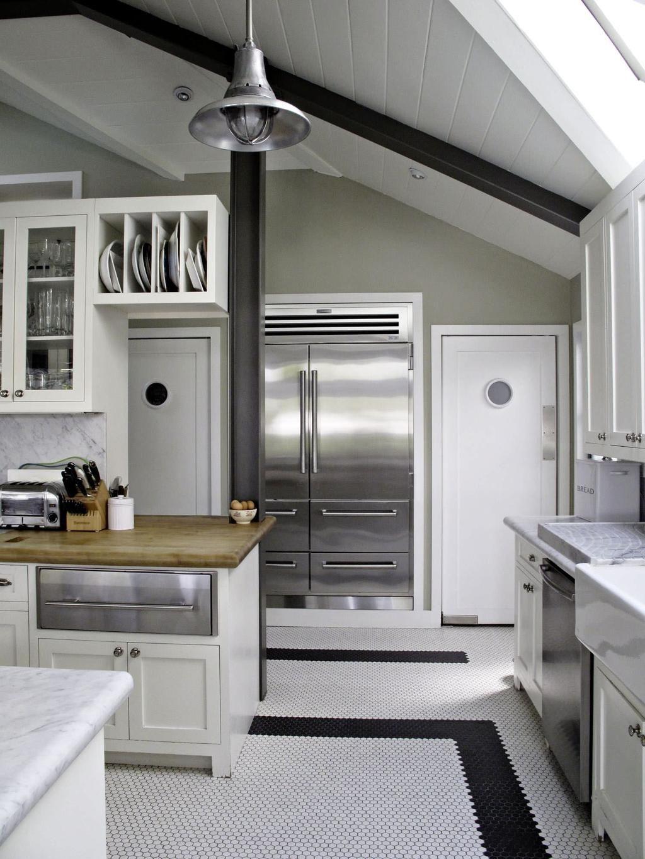 Penny Tiles In Kitchen   Novocom.top