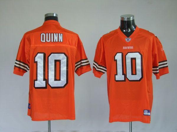8bc63b1c Brady Quinn Orange Reebok Jerseys $19.99 The jersey is made of heavy ...