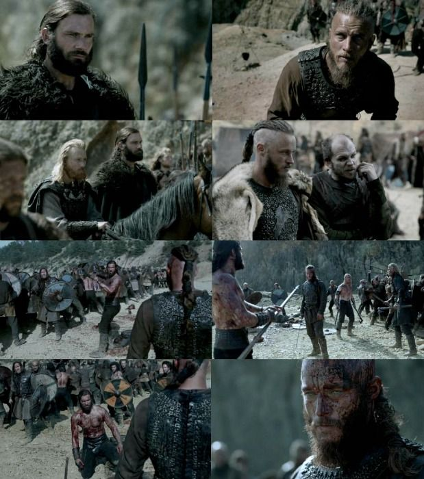 "Vikings 2x01 ""Brother's War"" - Seriously the best show on Tv right now"