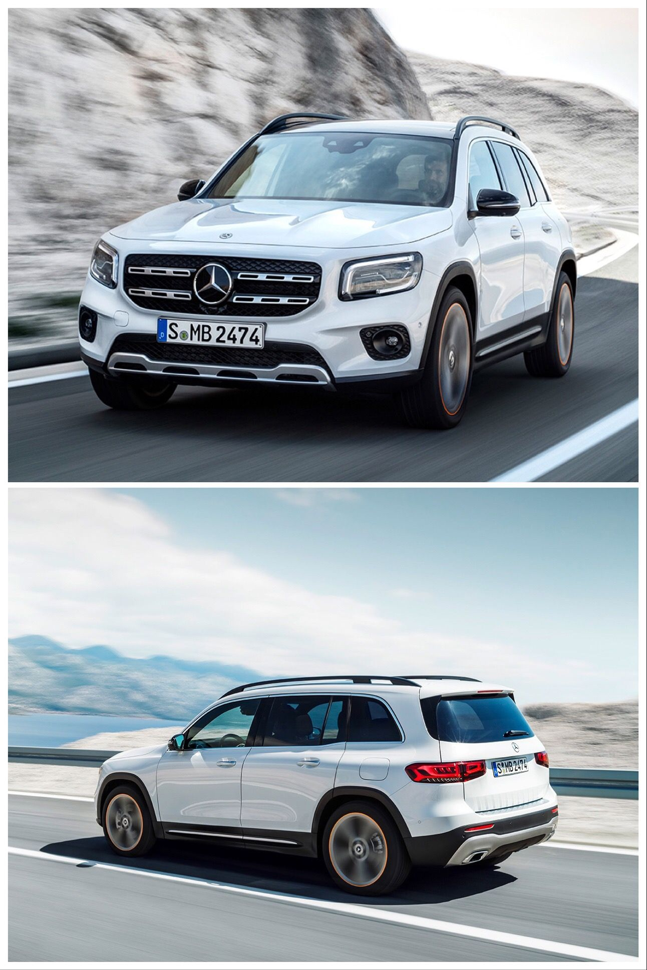2020 Mercedes Benz Glb250 Photos And Info It S Juuuust Right