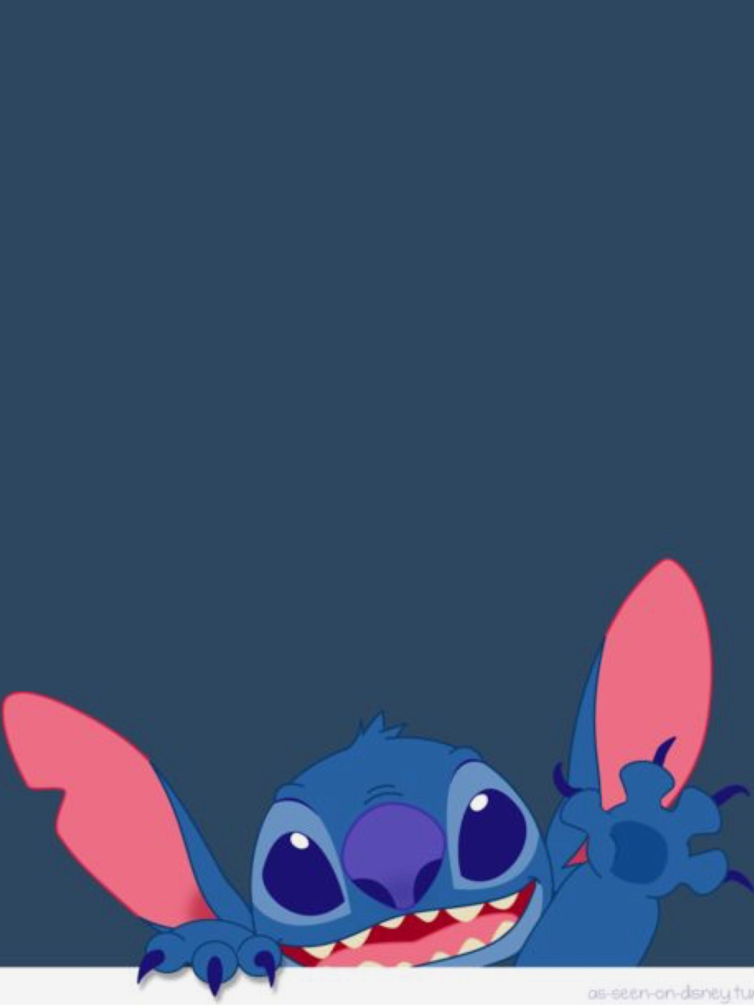 Tumblr Iphone Wallpaper Mobile Wallpapers Disney Stitch Cute Stitching Couture Backgrounds For