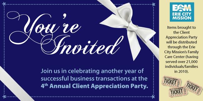 customerappreciationeventsideas Client Appreciation Party