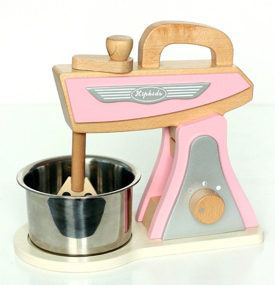 Pink Retro Kitchen Toy Mixer | Kids | Pinterest | Toy kitchen ...