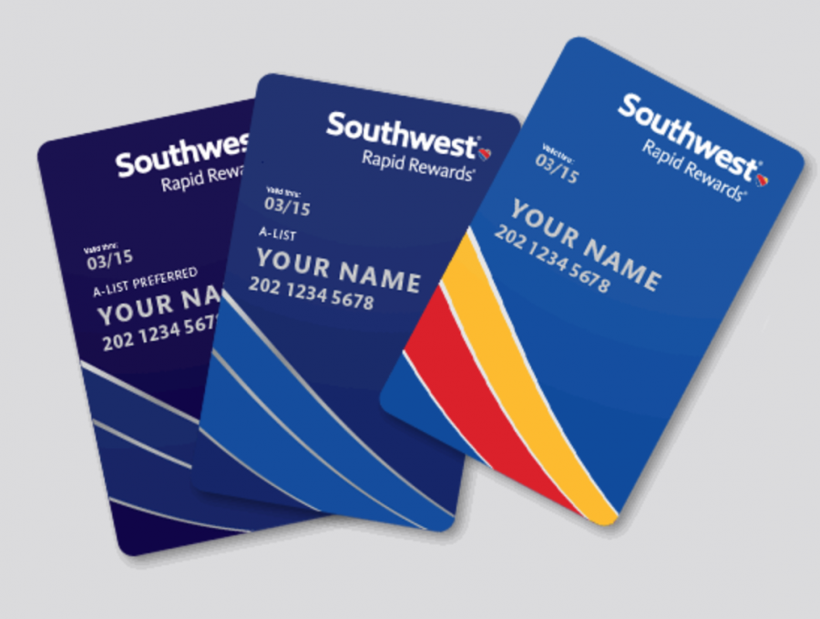 Southwest | Rapid Reward members can expect to receive new cards as ...