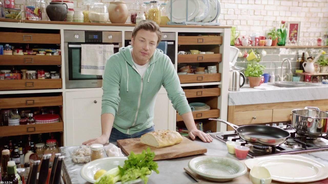 Attractive Küche Jamie Oliver #8: I Like All Jamieu8s Kitchen