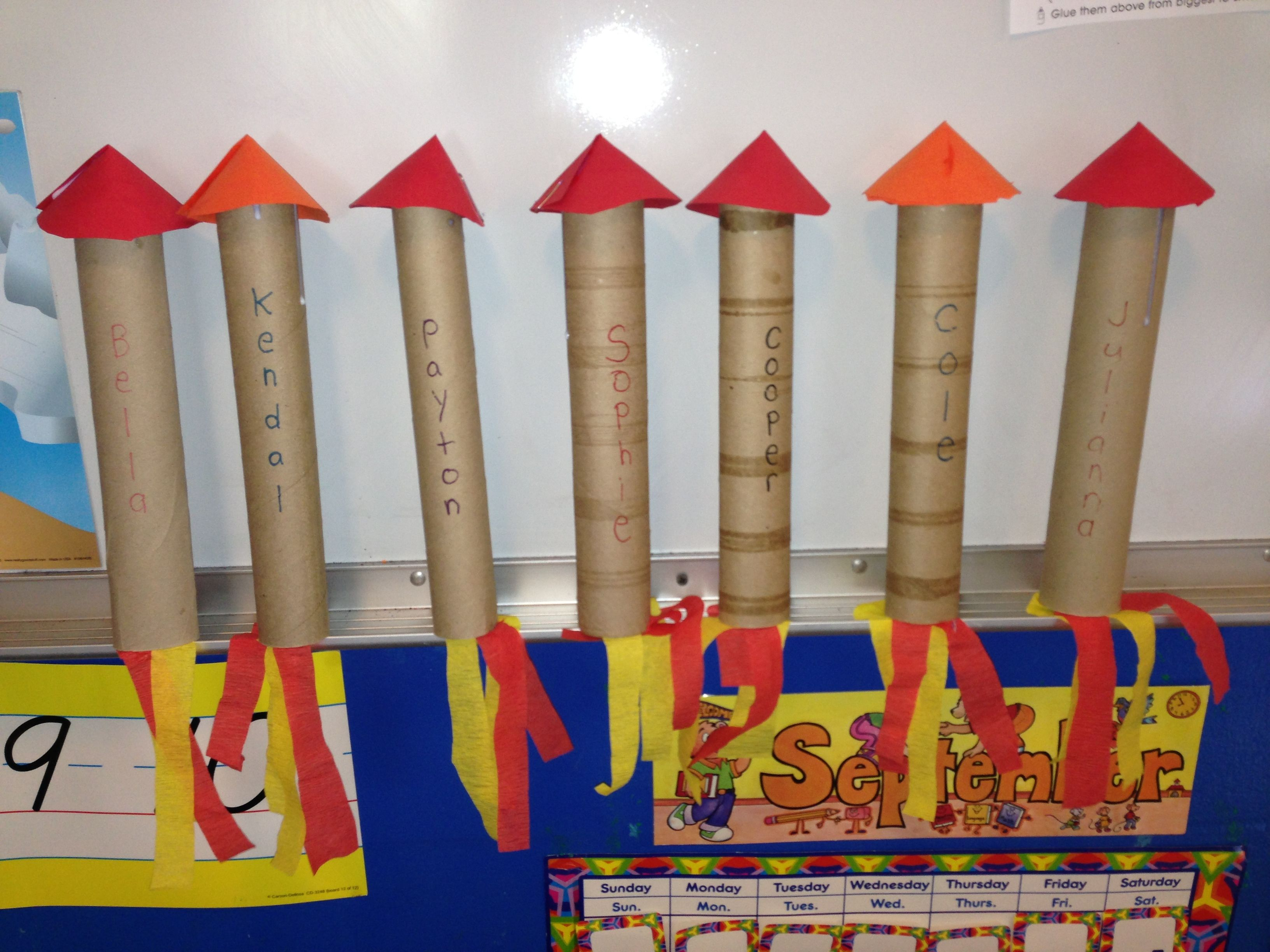 Rockets For Space Week