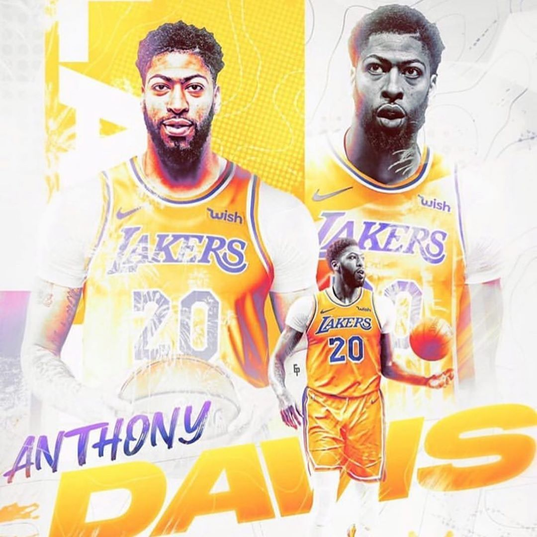 Welcome To La Ad Lakers Acquire Anthony Davis In Trade For Lonzo Ball Brandon Ingram Josh Hart 4 Pick And Future 1st Anthony Davis Brandon Ingram Lakers