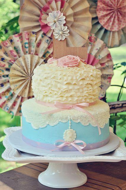 Vintage Shabby Chic Birthday Party Ideas Shabby Chic 1st