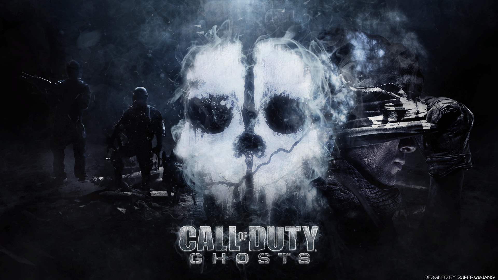 PS3 Themes » Call of Duty: Ghosts Dynamic Theme | All Wallpapers