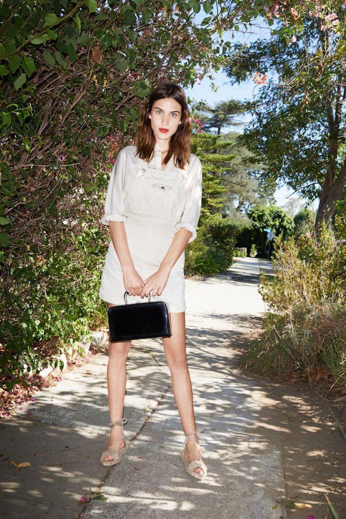 0e593d91fc La colección de Alexa Chung para AG Jeans clonada (El Rincón de Moda ...
