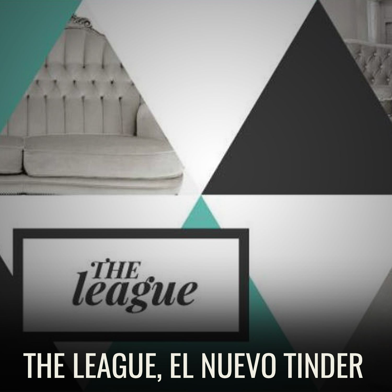 Así es The League​, el nuevo Tinder​ selectivo. http://www.enter.co/chips-bits/apps-software/todo-lo-que-necesitas-saber-sobre-the-league-el-tinder-selectivo/