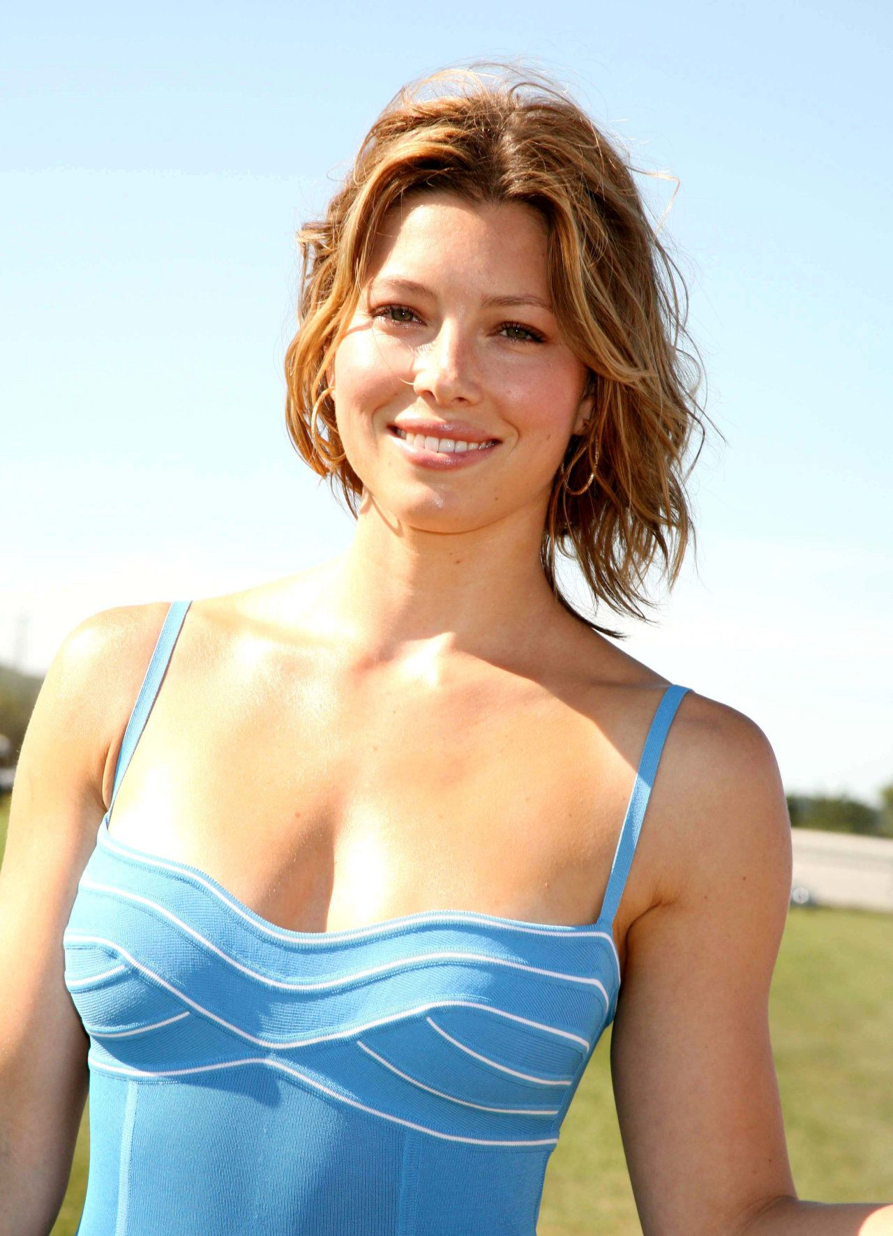 Apologise, jessica biel abs consider