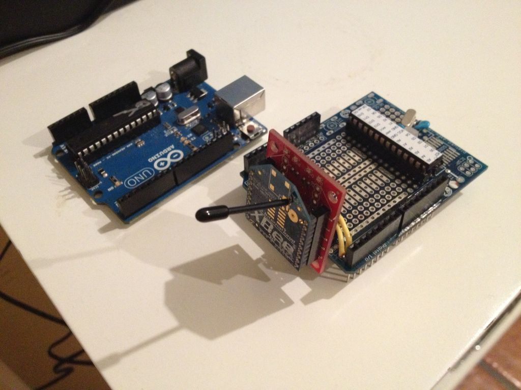 Arduino Wireless Programming With Xbee Series 1 Or 2 With