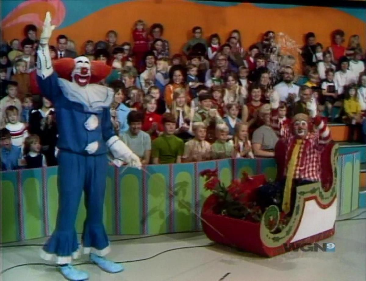 Bozo the clown and the Grand Prize Game!!!!!! You could ...   Bozo The Clown Show Game