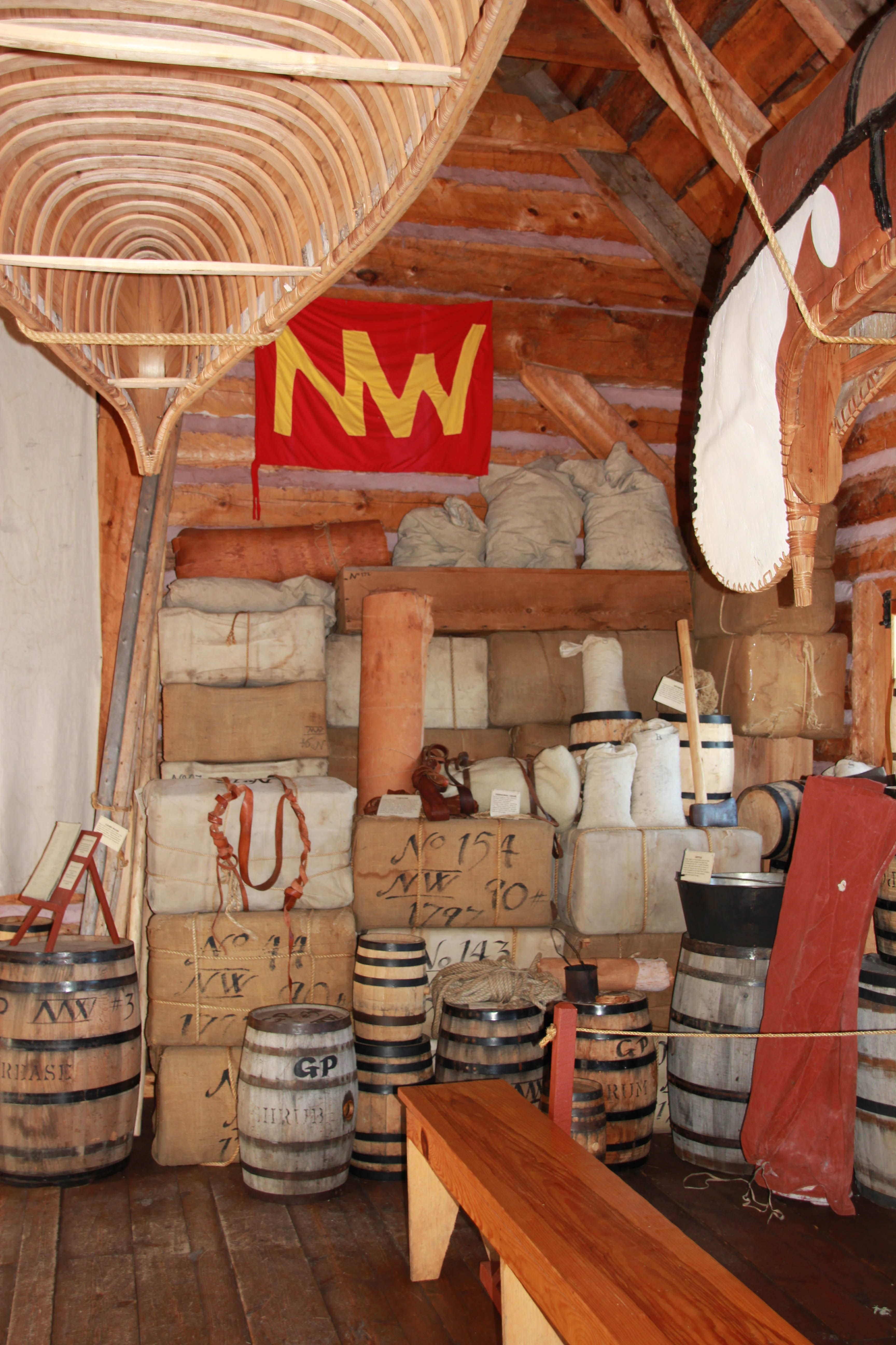 Grand Portage Trading Post