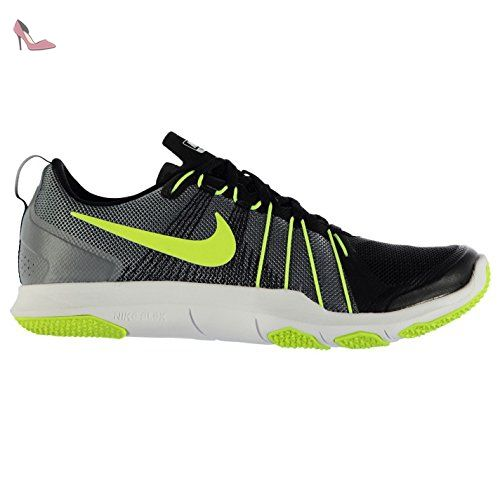 NIKE Flex TR AVER Montre Formation Chaussures pour Homme Gris/V Sport  Fitness Formateurs Sneakers