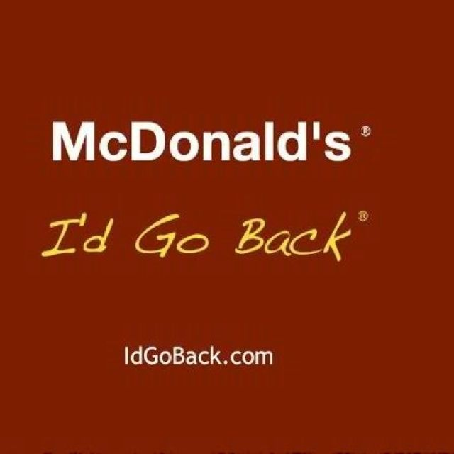 It's all about the French Fries! #idgoback