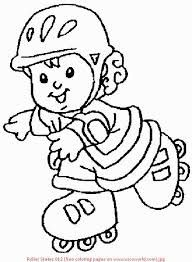 Roller Skate Coloring Pages Google Search Vbs 2015 Roller
