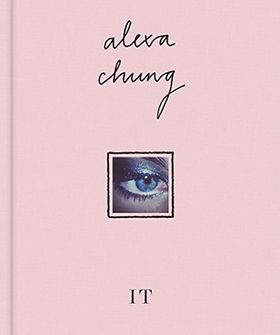 Alexa Chung To Chat With Us At Her Upcoming Book Party —And You're Invited! #Refinery29