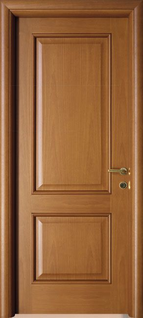 Balco Exclusive Handmade Wooden Paneled Door - Milano picos