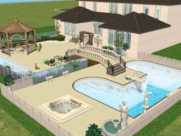 Which Is The Sims House U Prefer The Sims 2 Sims House Sims Sims 2 House