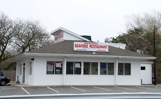 Original Seafood Restaurant Dennisport Ma Usa