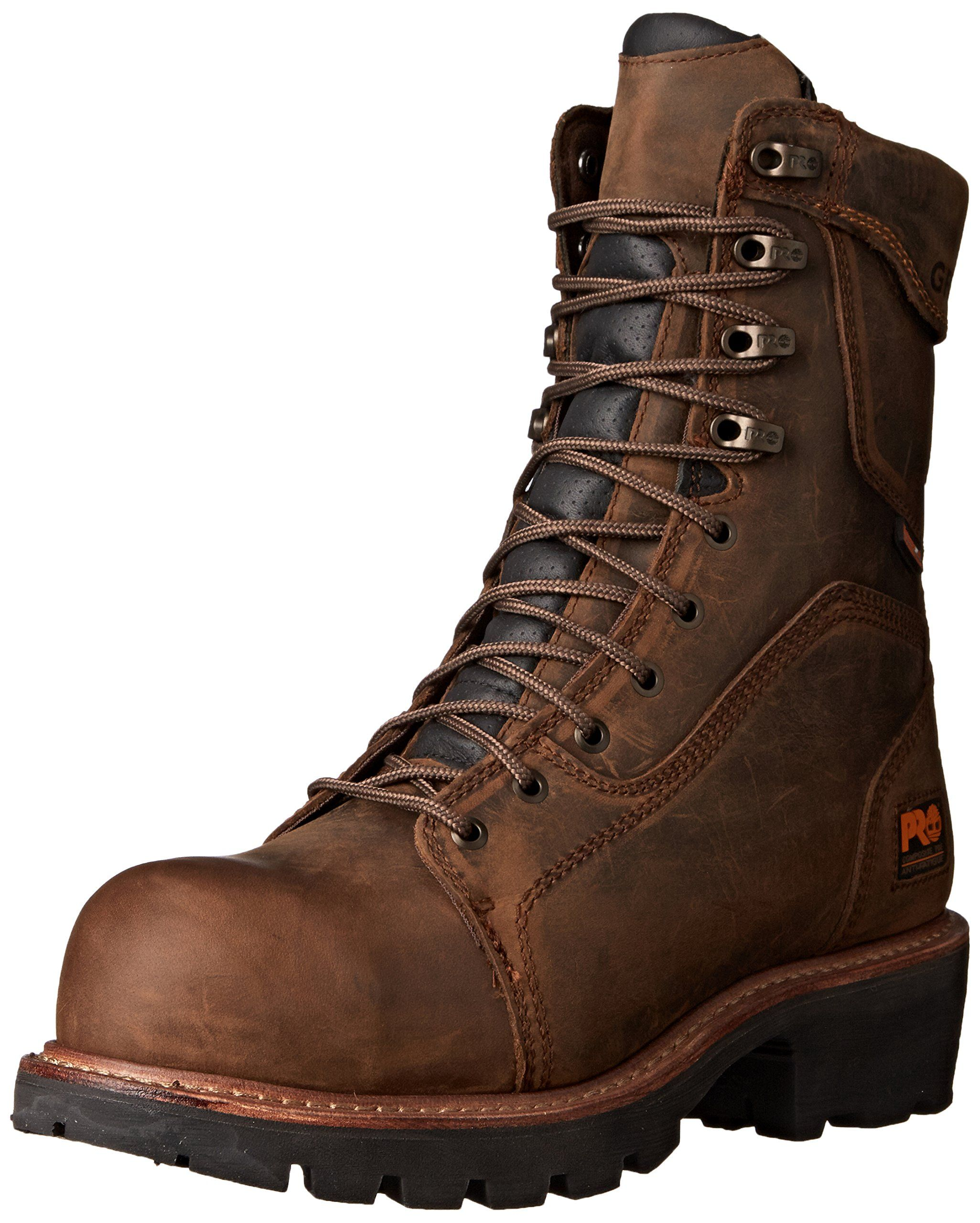0fd902401b0 Timberland PRO Mens 9 Composite Safety Toe Waterproof Insulated ...