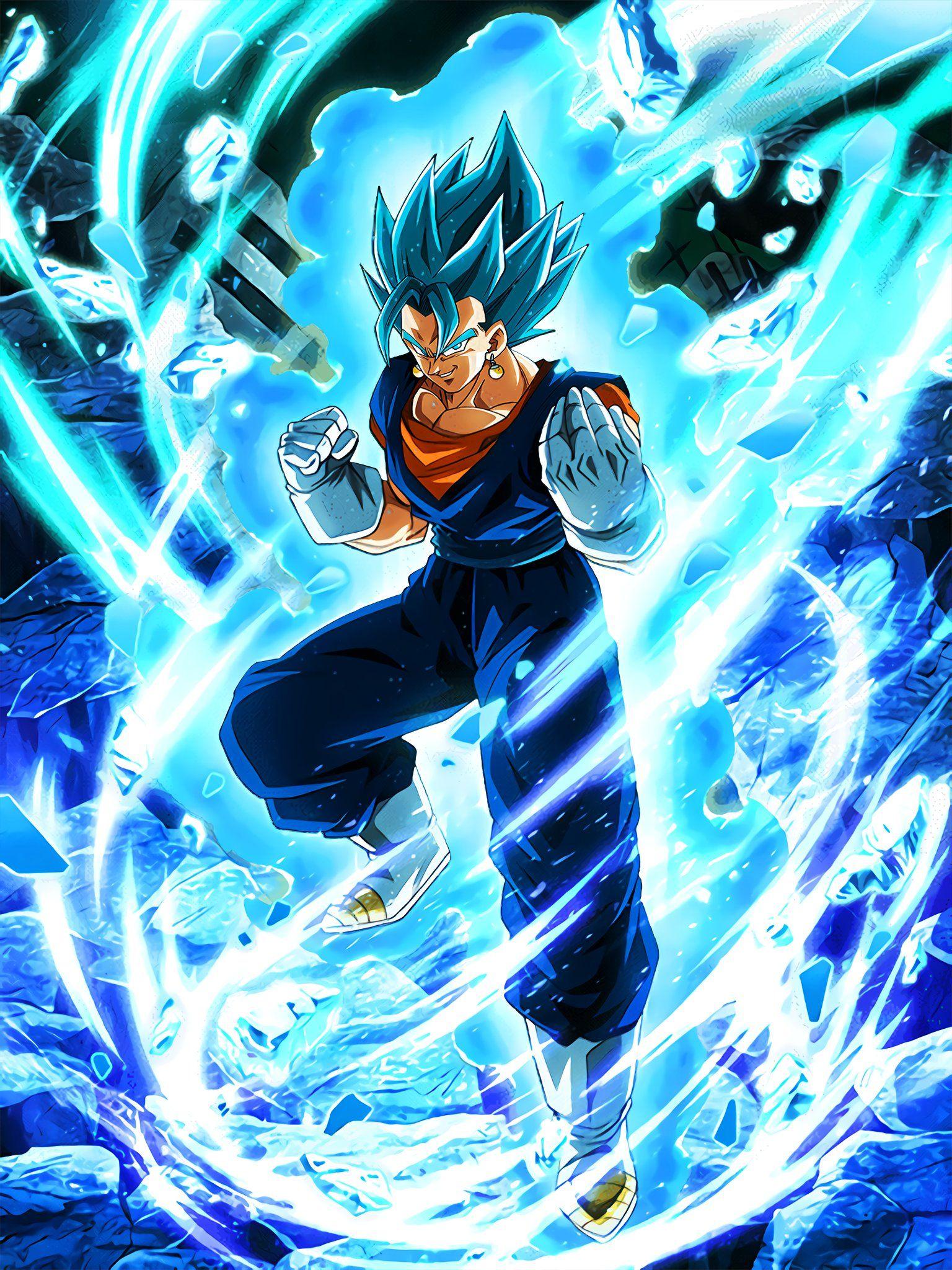 Gogeta Anime Dragon Ball Super Dragon Ball Art Dragon Ball Artwork