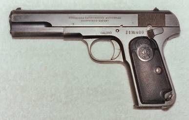Dating Browning pistolen
