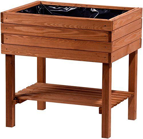 hochbeet selber bauen schritt f r schritt anleitung garten pinterest garten hochbeet und. Black Bedroom Furniture Sets. Home Design Ideas