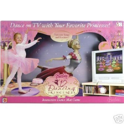 Barbie 12 Dancing Princesses Learn To Dance Mat Game Check Out The Image By Visiting The Barbie 12 Dancing Princesses 12 Dancing Princesses Learn To Dance