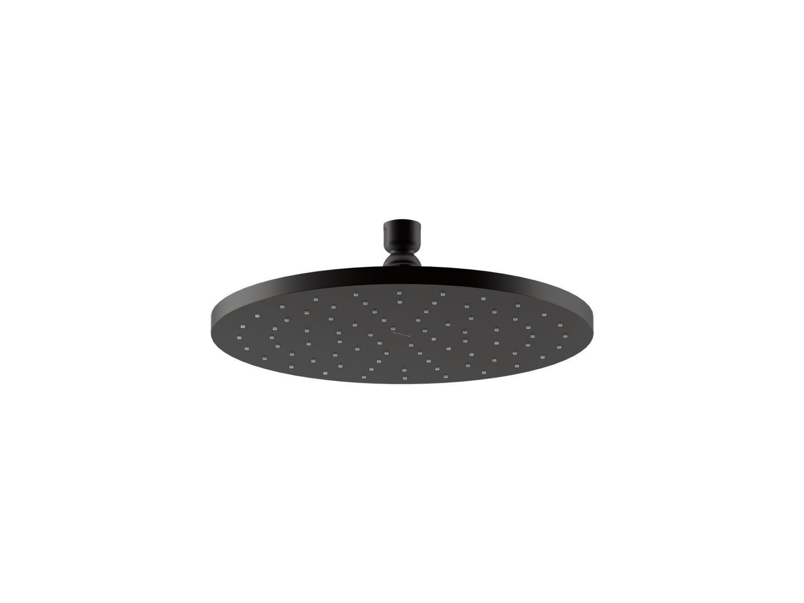 K 13689 10 Inch Contemporary Round Rain Showerhead 2 5 Gpm