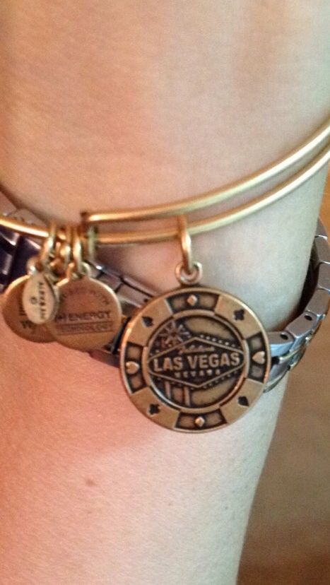 Vegas Alex And Ani That I Got From My Wonderful Daughter Las
