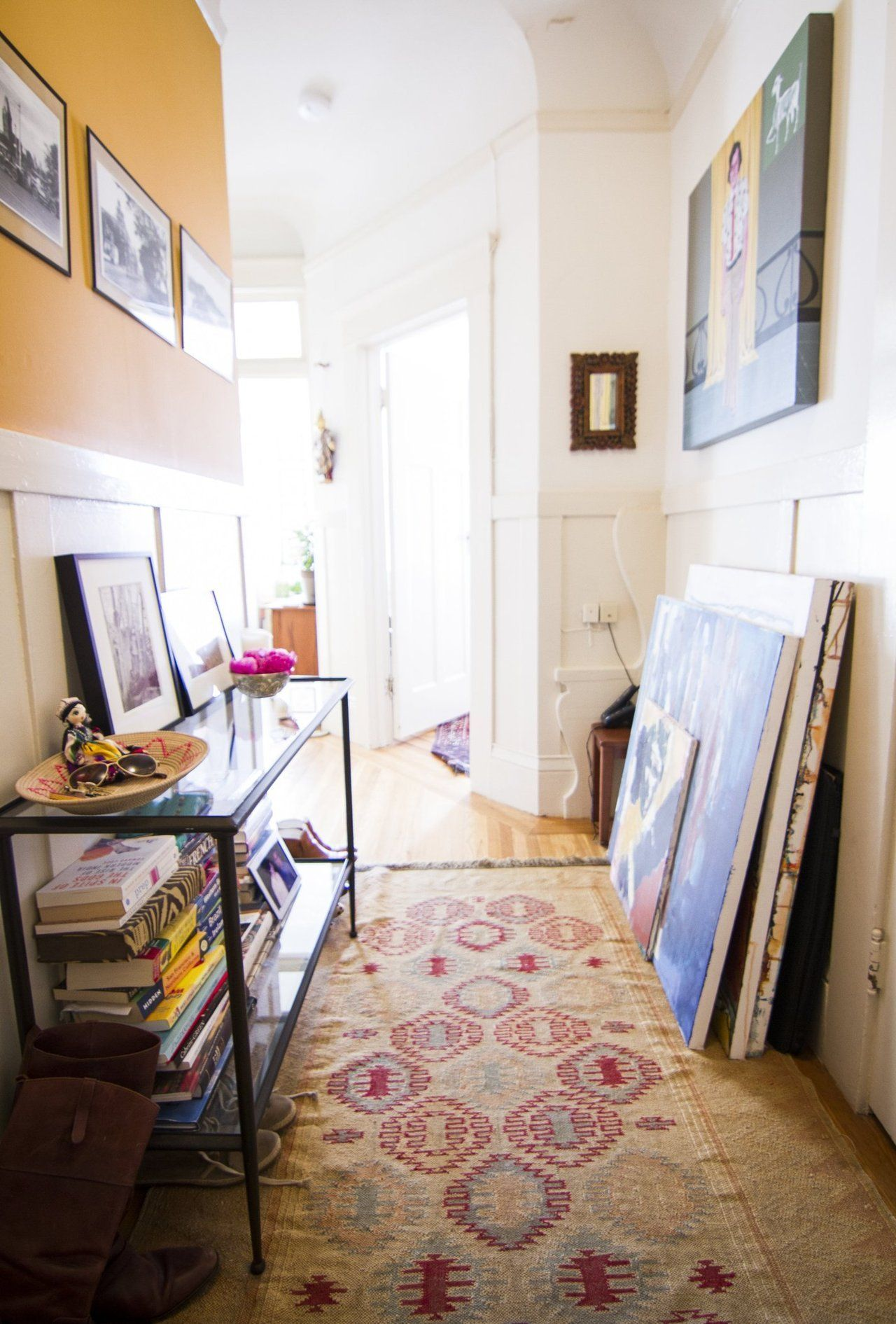 Rena's Global Eclectic San Francisco Apartment One