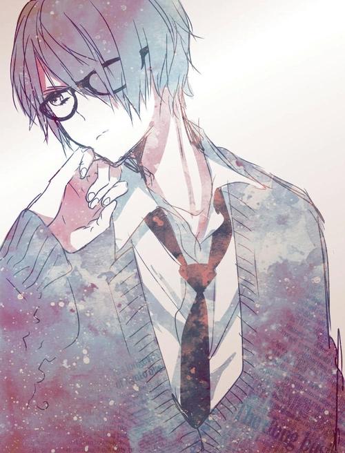 """Résultat de recherche d'images pour """"galaxy anime boy"""""""