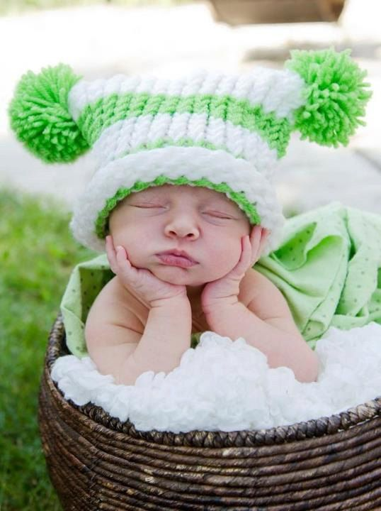 Knitting baby hat google search