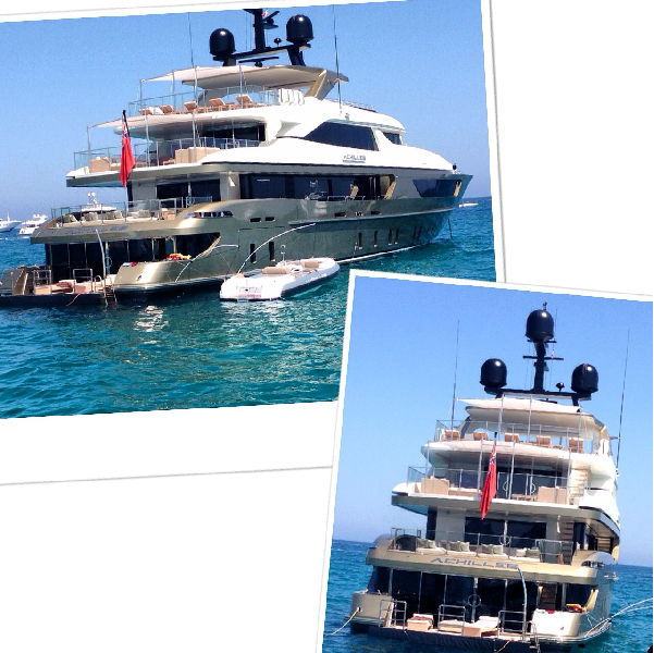 ''Achilles Megayacht - Sanlorenzo Shipyard'' || #sanlorenzo #shipyard #achilles #megayacht #megayat #yat #yacht #tekne #boat #yachting #boating #süperyat #superyacht #motoryat #motoryacht #amazing #expensive #design #style #deniz #sea #luxury #luxuryyacht #luxurylife #wealthylife #yachtclub #sealife #yachtlife #yachtworld #ship #fashion #yatvitrini