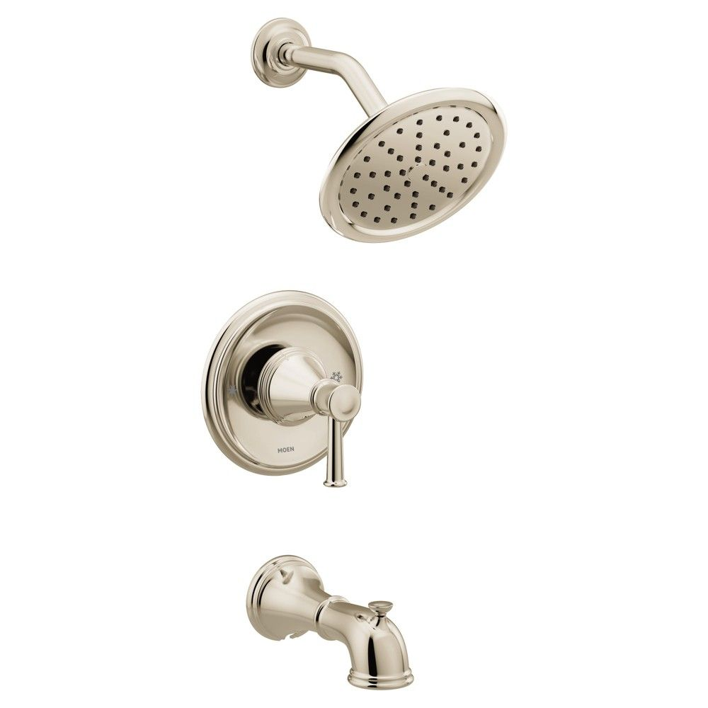 Moen T2313 Belfield Tub And Shower Trim Package Oil Rubbed