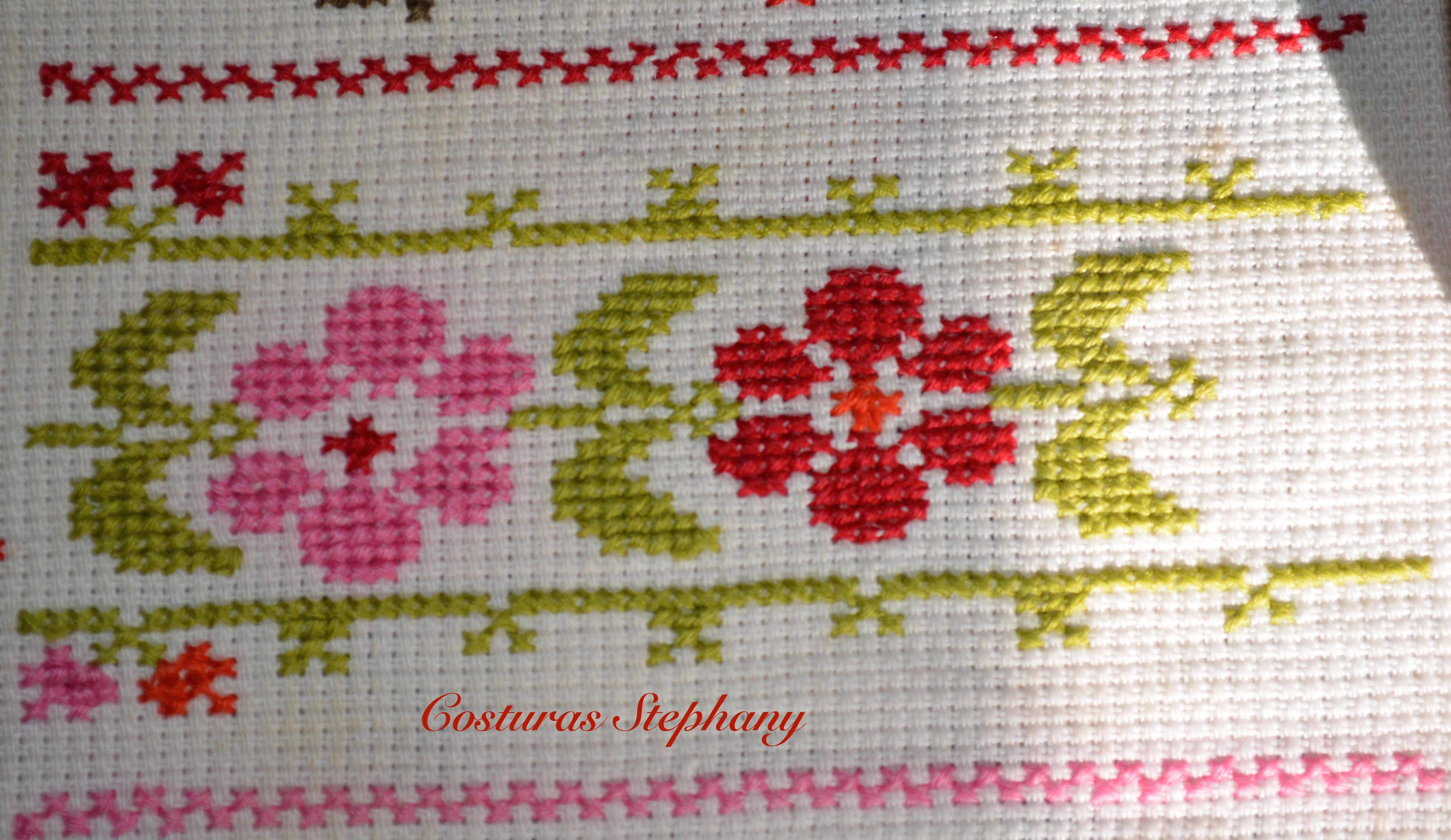 Muestras de punto de cruz cross stitch patterns - Muestras y motivos punto de cruz ...